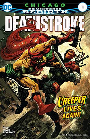 Deathstroke (2016-) No.11