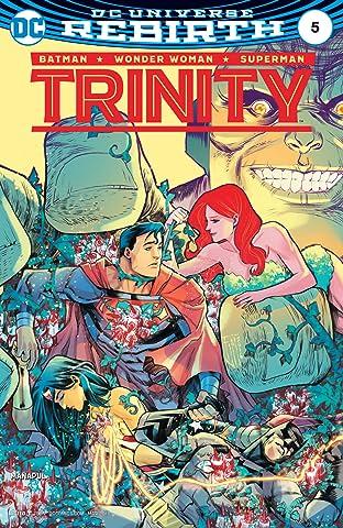 Trinity (2016-) #5