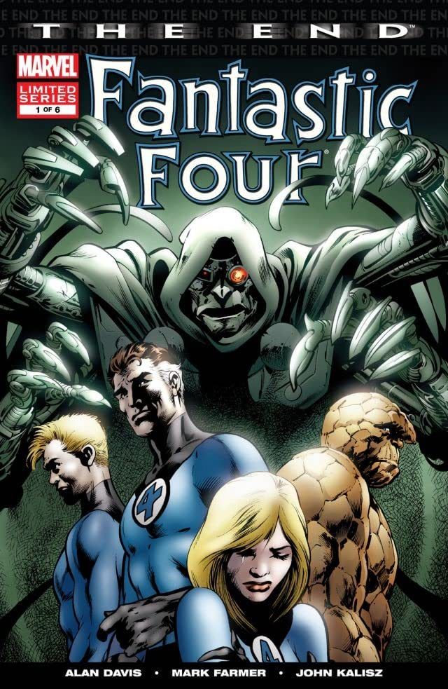 Fantastic Four: The End #1 (of 6)