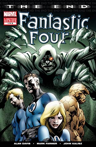 Fantastic Four: The End No.1 (sur 6)