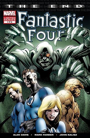 Fantastic Four: The End #1