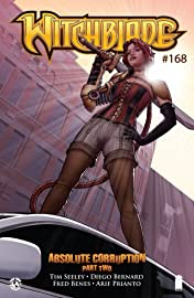 Witchblade #168