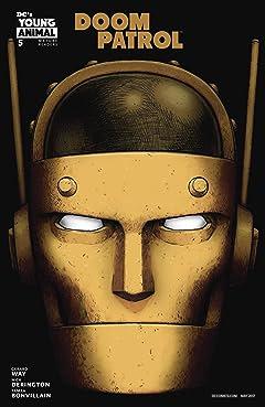 Doom Patrol (2016-2018) #5