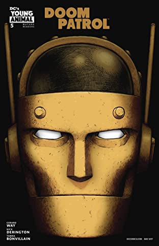 Doom Patrol (2016-) No.5