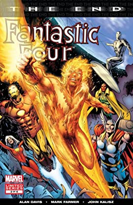 Fantastic Four: The End #2 (of 6)