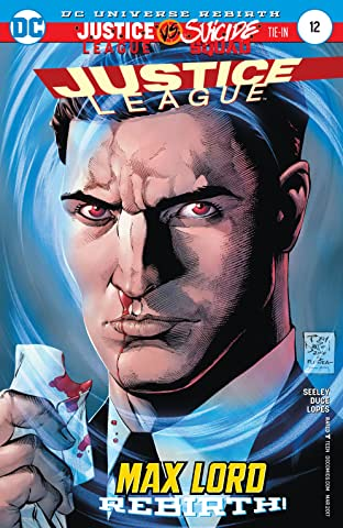 Justice League (2016-2018) No.12