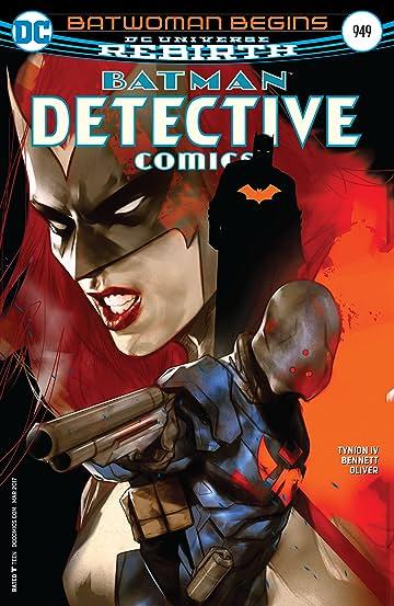 Detective Comics (2016-) #949