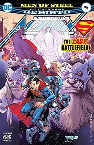 Action Comics (2016-) No.972