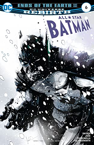 All-Star Batman (2016-2017) #6
