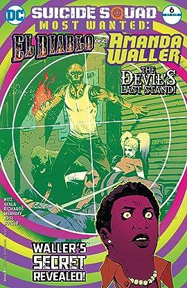 Suicide Squad Most Wanted: El Diablo and Amanda Waller (2016-2017) #6
