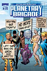 Planetary Brigade #2
