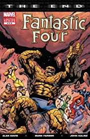 Fantastic Four: The End #4 (of 6)