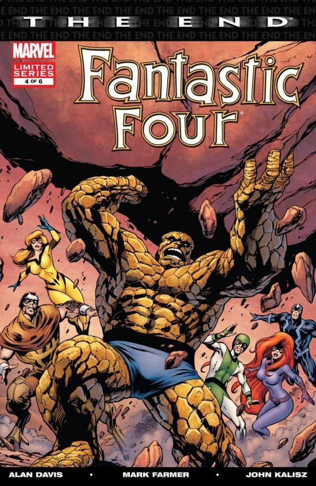 Fantastic Four: The End #4