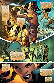 The Odyssey of the Amazons (2017) #1