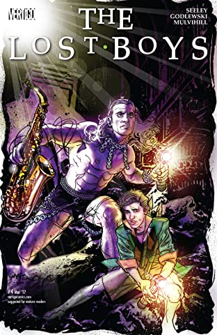 The Lost Boys (2016-) #4