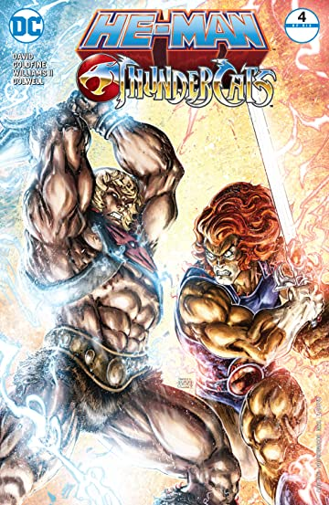 He-Man/Thundercats (2016-2017) #4