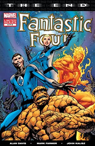 Fantastic Four: The End No.6 (sur 6)