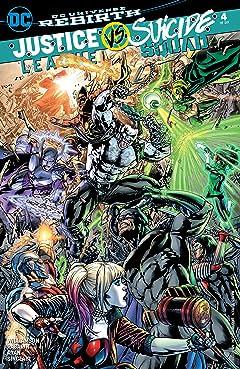 Justice League vs. Suicide Squad (2016-2017) #4
