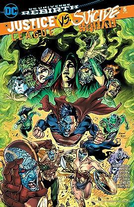 Justice League vs. Suicide Squad (2016-2017) #5
