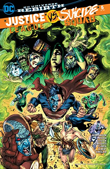 Justice League vs. Suicide Squad (2016-) No.5