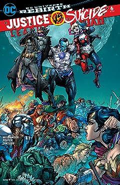 Justice League vs. Suicide Squad (2016-2017) #6