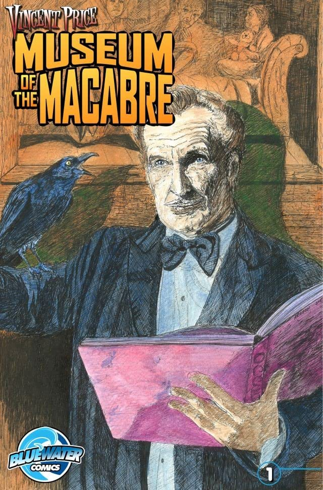 Vincent Price: Museum of the Macabre #1