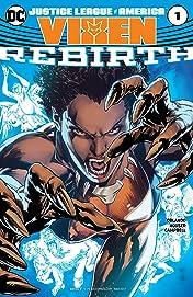 Justice League of America: Vixen Rebirth (2017) No.1