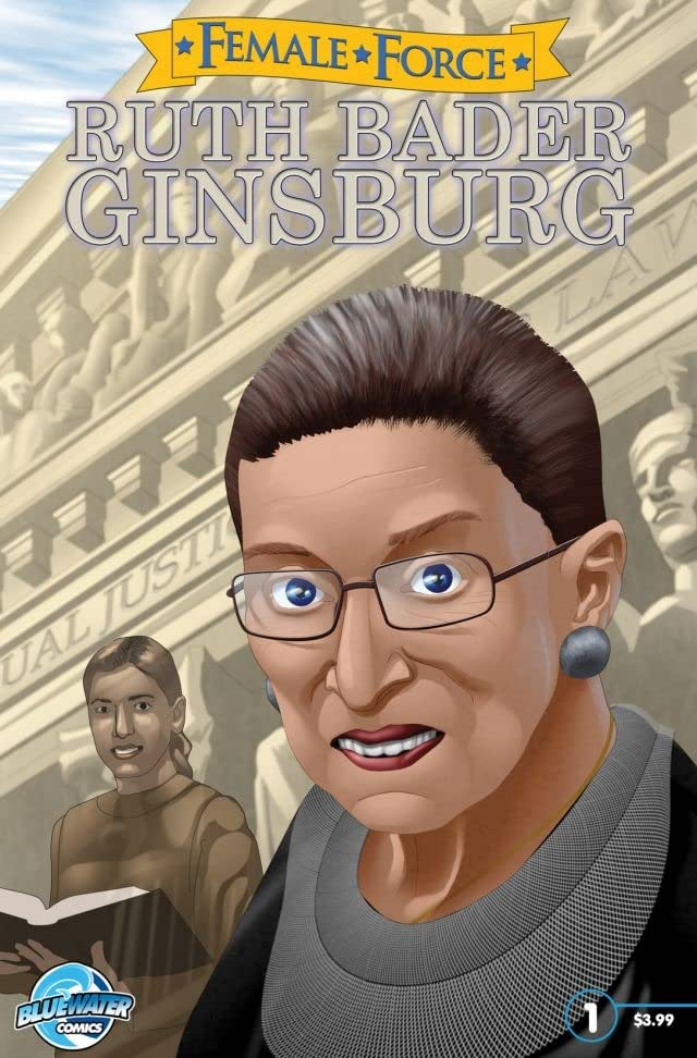 Female Force: Ruth Bader Ginsburg