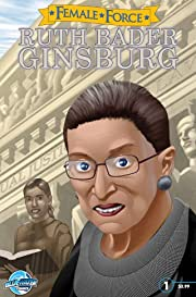 Female Force: Ruth Bader Ginsburg