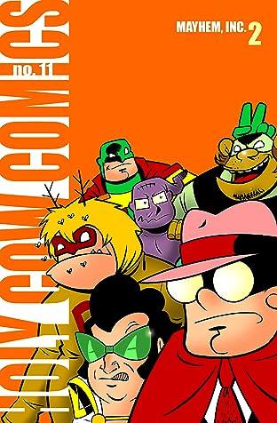 Holy Cow Comics #11