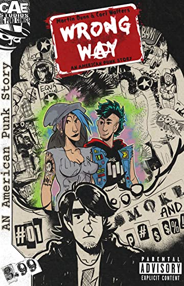 Wrong Way: An American Punk Story #1