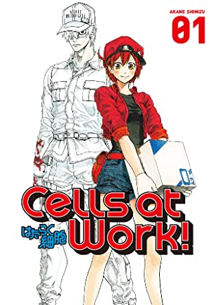 Cells at Work! Tome 1