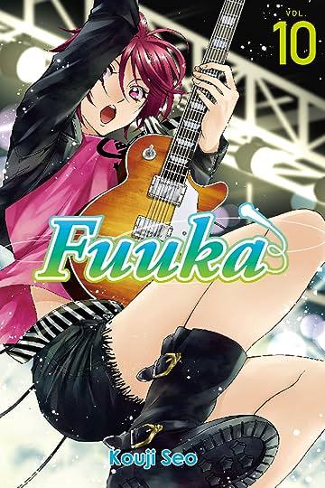 Fuuka Vol. 10