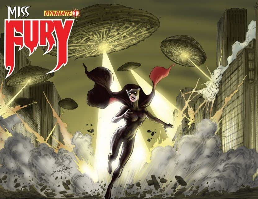 Miss Fury Digital: Into Hades #1 (of 6)