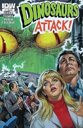 Dinosaurs Attack #1 (of 5)