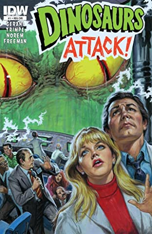 Dinosaurs Attack #1 (of 5)