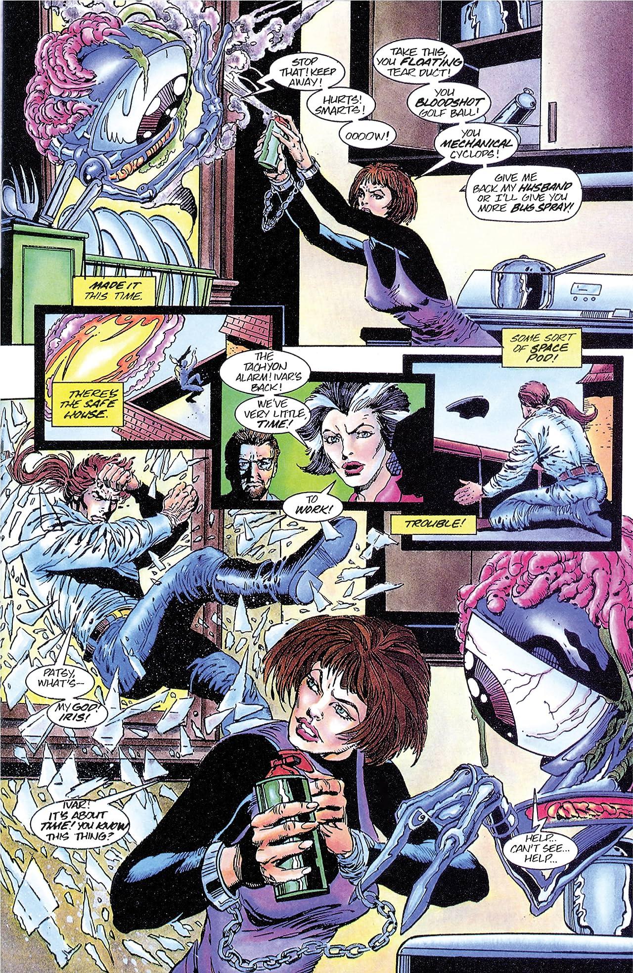 Timewalker (1994) #9