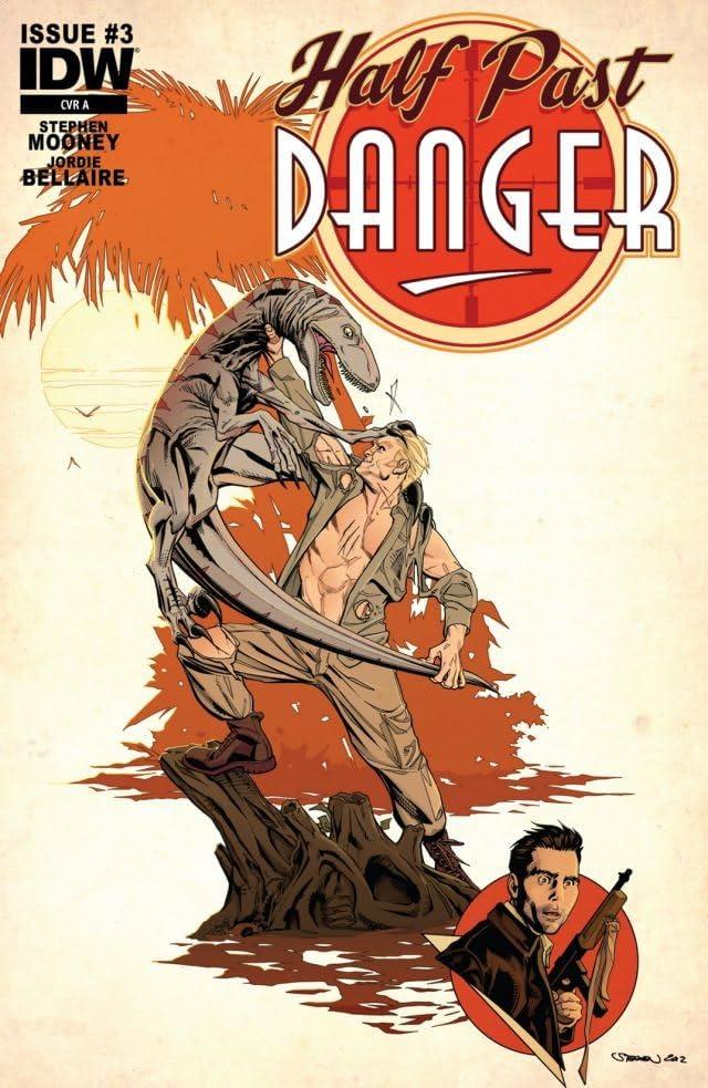 Half Past Danger #3 (of 6)