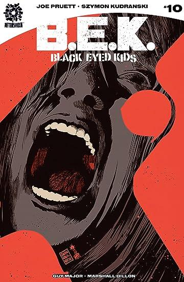 Black Eyed Kids #10