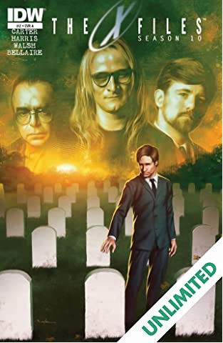 The X-Files: Season 10 #2