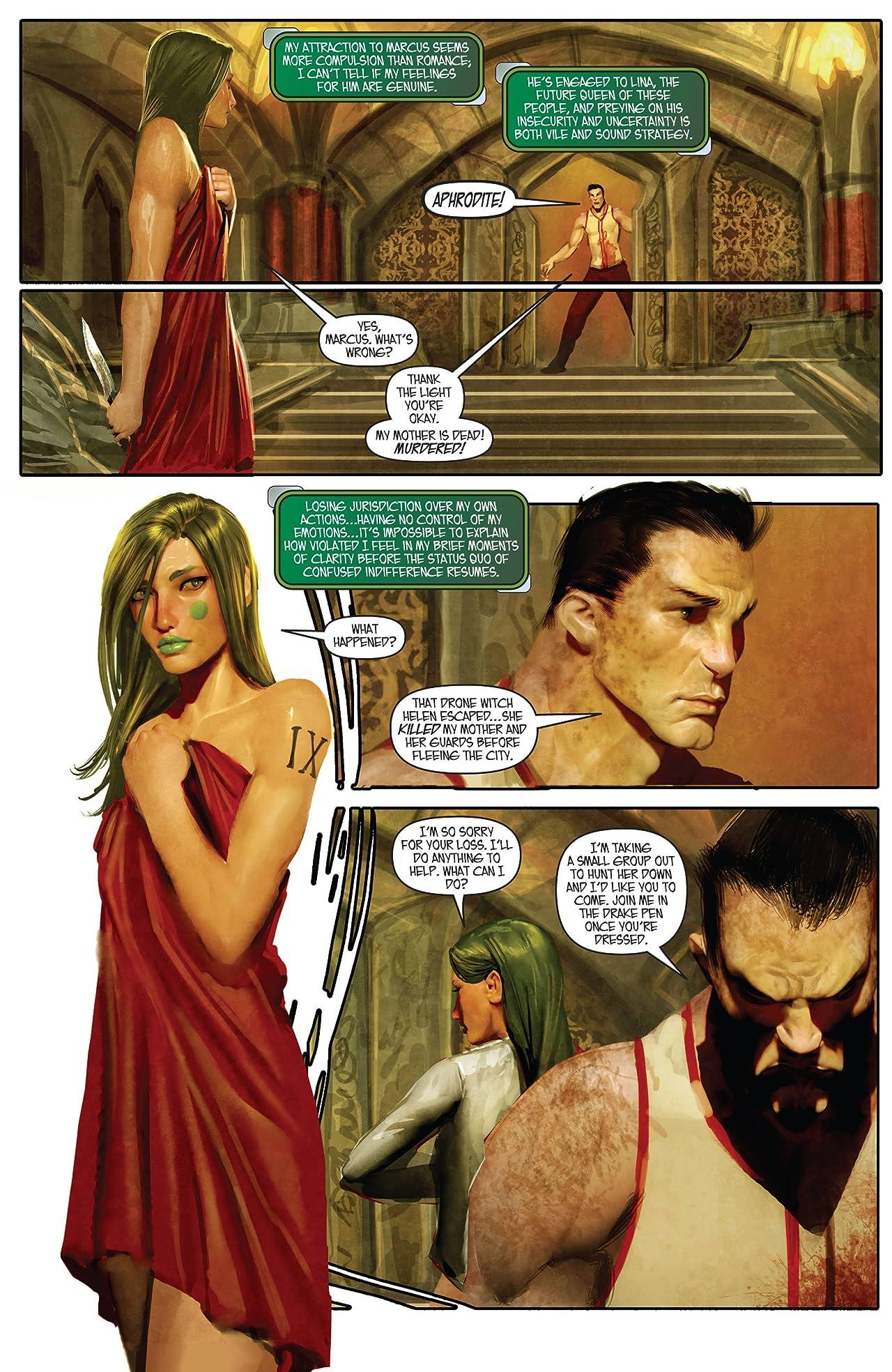 Aphrodite IX Vol. 2 #3