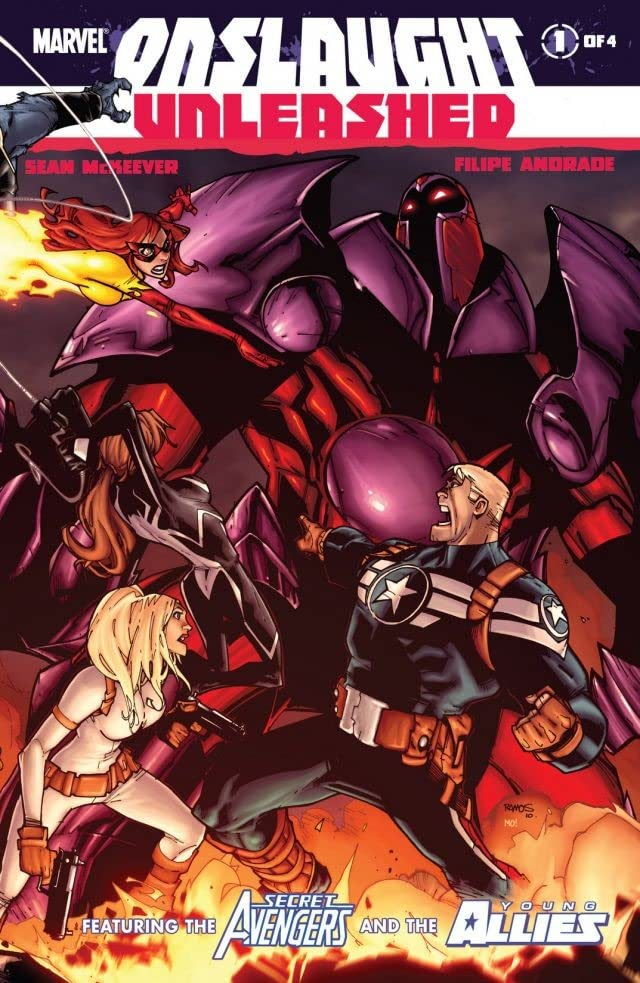 Onslaught Unleashed #1