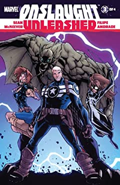 Onslaught Unleashed #3 (of 4)