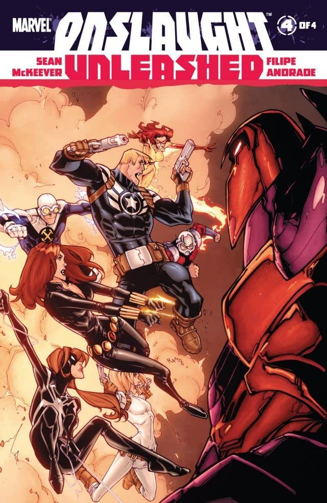 Onslaught Unleashed #4 (of 4)