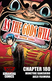 As The Gods Will: The Second Series #180