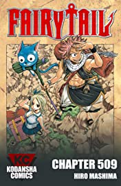 Fairy Tail #509