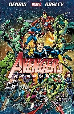 Avengers Assemble By Brian Michael Bendis