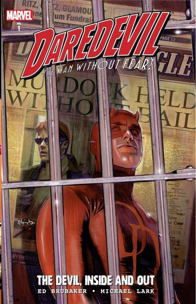 Daredevil: The Devil, Inside and Out Vol. 1