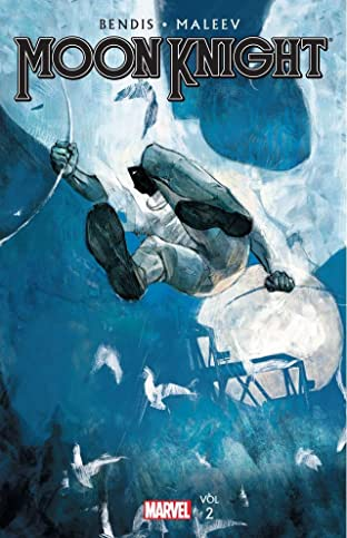 Moon Knight By Brian Michael Bendis and Alex Maleev Tome 2