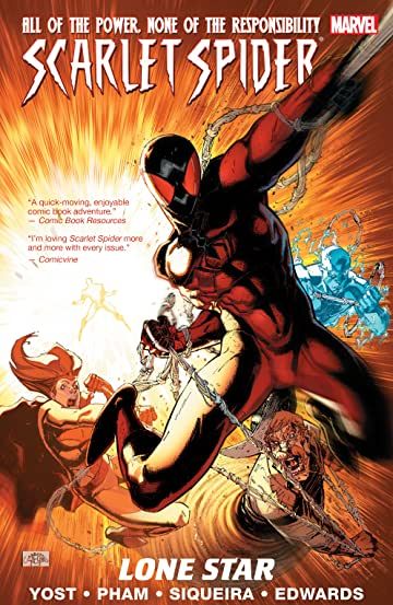 Scarlet Spider Vol. 2: Lone Star